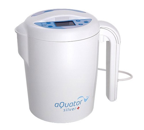 Ionizátor vody Aquator Silver + DÁREK | DOPRAVA ZDARMA